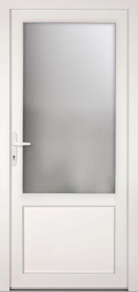 "Kunststoff Nebeneingangstür ""CELINE-M"" 74mm"