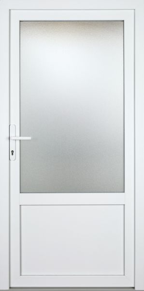"Kunststoff Aluminium Nebeneingangstür ""CELINE-M"" 70mm"